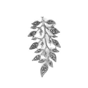 Natural Marcasite Jewels of Valais Pendant in Sterling Silver 0.45ct