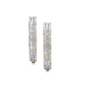 2ct Diamond Midas Earrings