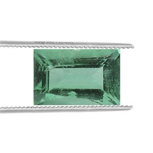 Ethiopian Emerald Loose stone  0.07ct