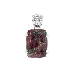 19ct Eudialyte Sterling Silver Aryonna Pendant