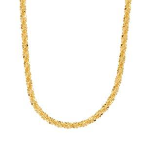 "24"" Midas Couture Slider Criss Cross Chain 4.73g"