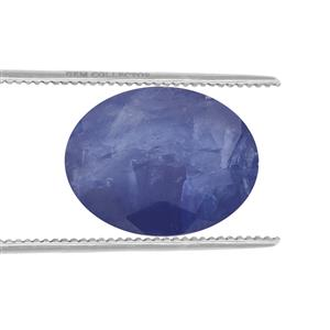 Burmese Blue Sapphire Loose stone  1.50cts