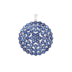 Nilamani Pendant in Sterling Silver 13.80cts
