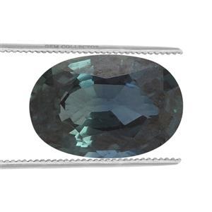 Nigerian Blue Sapphire 0.85ct