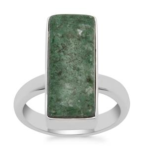 Maw Sit Sit Ring in Sterling Silver 9.28cts