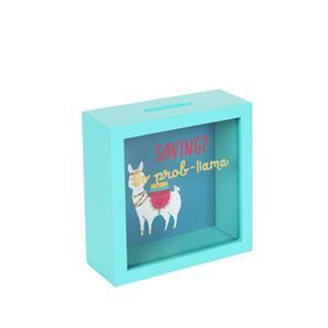 Llama Money Box