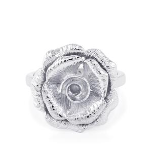 Sterling Silver Texture Ring