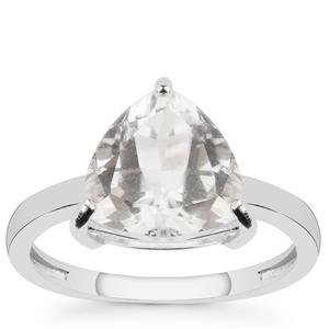 Cullinan Topaz Ring in Sterling Silver 3.85cts
