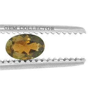 Gouveia Andalusite GC loose stone 0.30ct
