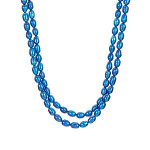 Kaori Cultured Pearl Necklace (6x4mm)