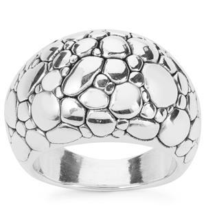Sterling Silver Ring 5.50g