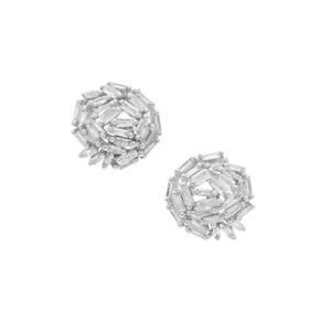 1/2ct Diamond 9K Gold Earrings