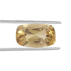 Champagne Danburite GC loose stone 0.18ct