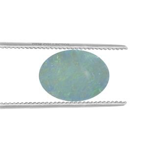 Crystal Opal on Ironstone  0.55ct