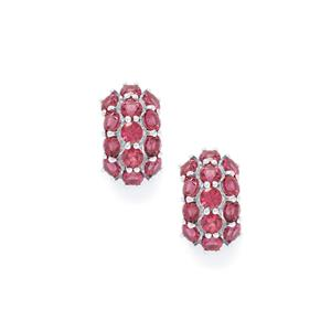 8.64ct Umbalite Sterling Silver Earrings