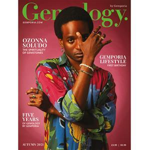 Gemology by Gemporia Magazine - Issue 21 - Fall 2021