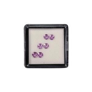 1ct Purple Sapphire Gem Box (H)