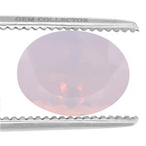 Rio Grande Lavender Quartz GC loose stone  34.85cts