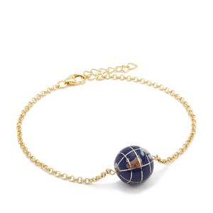 Atlas Globe Midas Bracelet