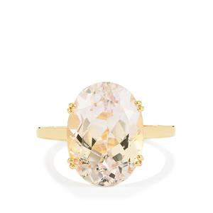 Mawi Kunzite Ring  in 10k Gold 9.43cts
