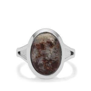 6ct Astrophyllite Sterling Silver Aryonna Ring