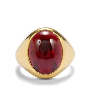 10.49ct Octavian Garnet Midas Ring