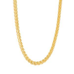 "24"" Midas Dettaglio Diamond Cut Slider Spiga Chain 5.67g"