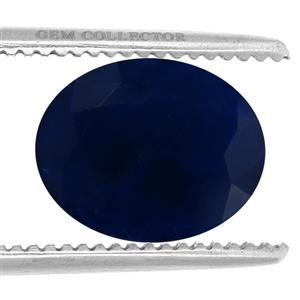 Santorinite™ Blue Spinel GC loose stone  4.90cts