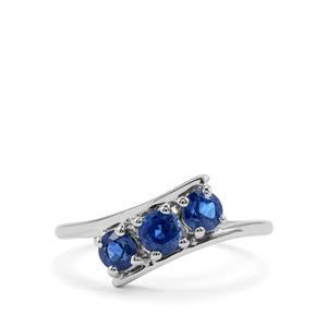 1.08ct Daha Kyanite Sterling Silver Ring