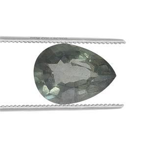 Nigerian Green Sapphire Loose stone  0.10ct