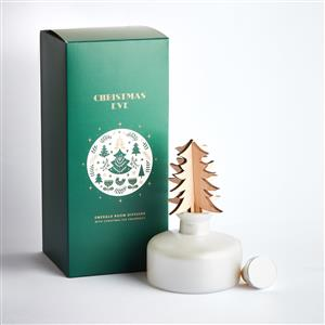 Christmas Tree Room Diffuser, Forest Leaf Scent with Emeralds ATGW 10cts