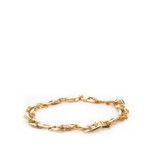 """8"""" 9K Gold Altro Rambo Bracelet 8.60g"""