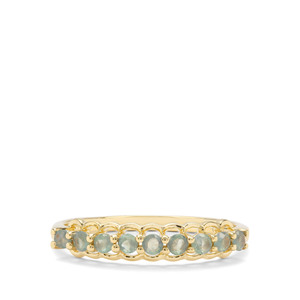 0.34ct Alexandrite 9K Gold Ring