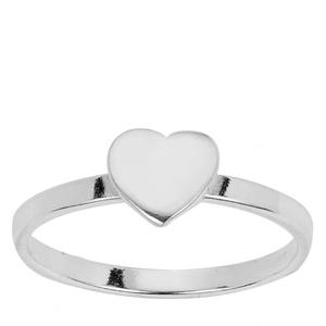 Sterling Silver Ring 1.45g