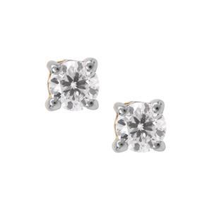 Diamond Earring in 18K Gold 0.10ct
