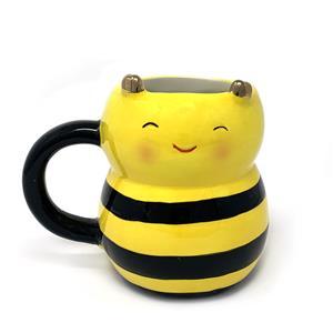 Smiley Bee Mug