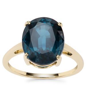 Orissa Kyanite Ring in 9K Gold 6.32cts