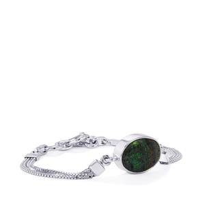 7.50ct Andamooka Opal Sterling Silver Aryonna Bracelet