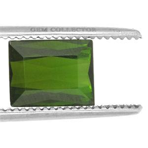 Green Tourmaline GC loose stone