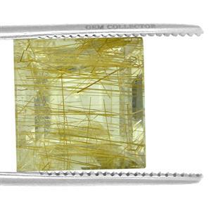 Golden Rutile Quartz GC loose stone