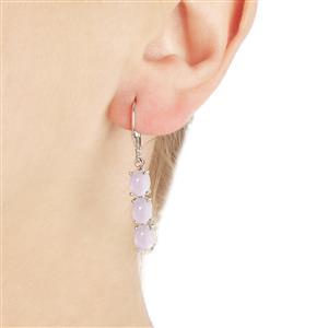9.09ct Mawi Kunzite Sterling Silver Earrings