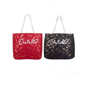 Destello Angel Feather Bag - .01=Navy / .02=Black / .03=Red