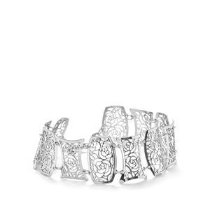 Sterling Silver Bayeux Bracelet 8.90g