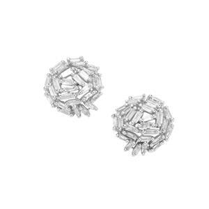 1/2ct Diamond 10K Gold Earrings