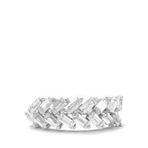 2.80ct Ratanakiri Zircon Sterling Silver Ring