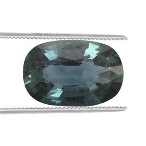 Nigerian Blue Sapphire  0.67ct