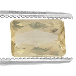 Canary Kunzite GC loose stone  11.05cts