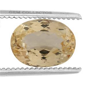 Canary Kunzite GC loose stone  11.65cts