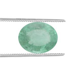 Ethiopian Emerald Loose stone  2.35cts
