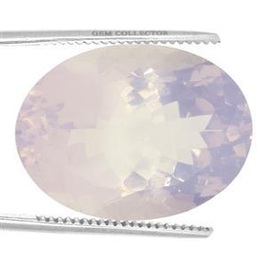 24.85ct Rio Grande Lavender Quartz (IH)